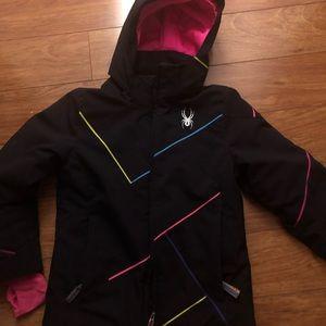 Spyder winter jacket   Worn a few times